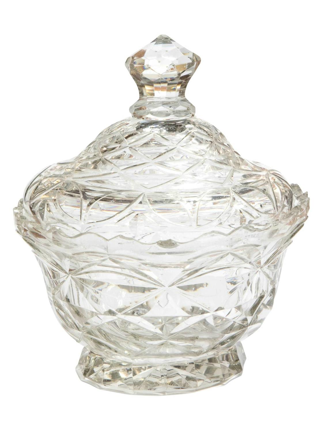 A Waterford Compote 19thc