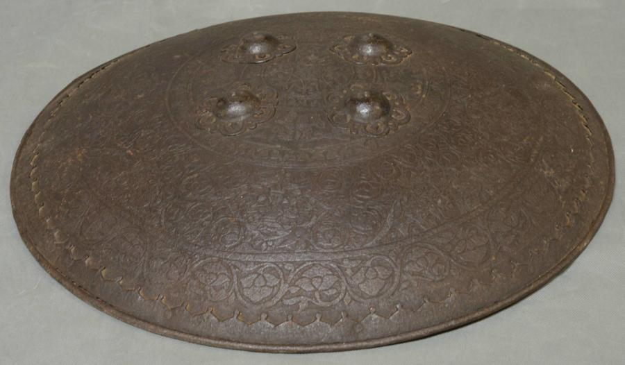 Late 18th Century Indo-Persian Dahl Shield