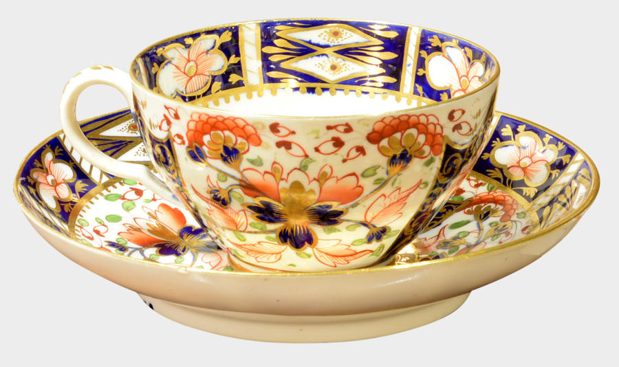 Derby Cup and Saucer