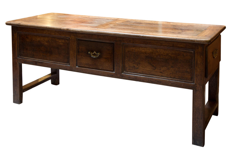 French Provincial centre serving table
