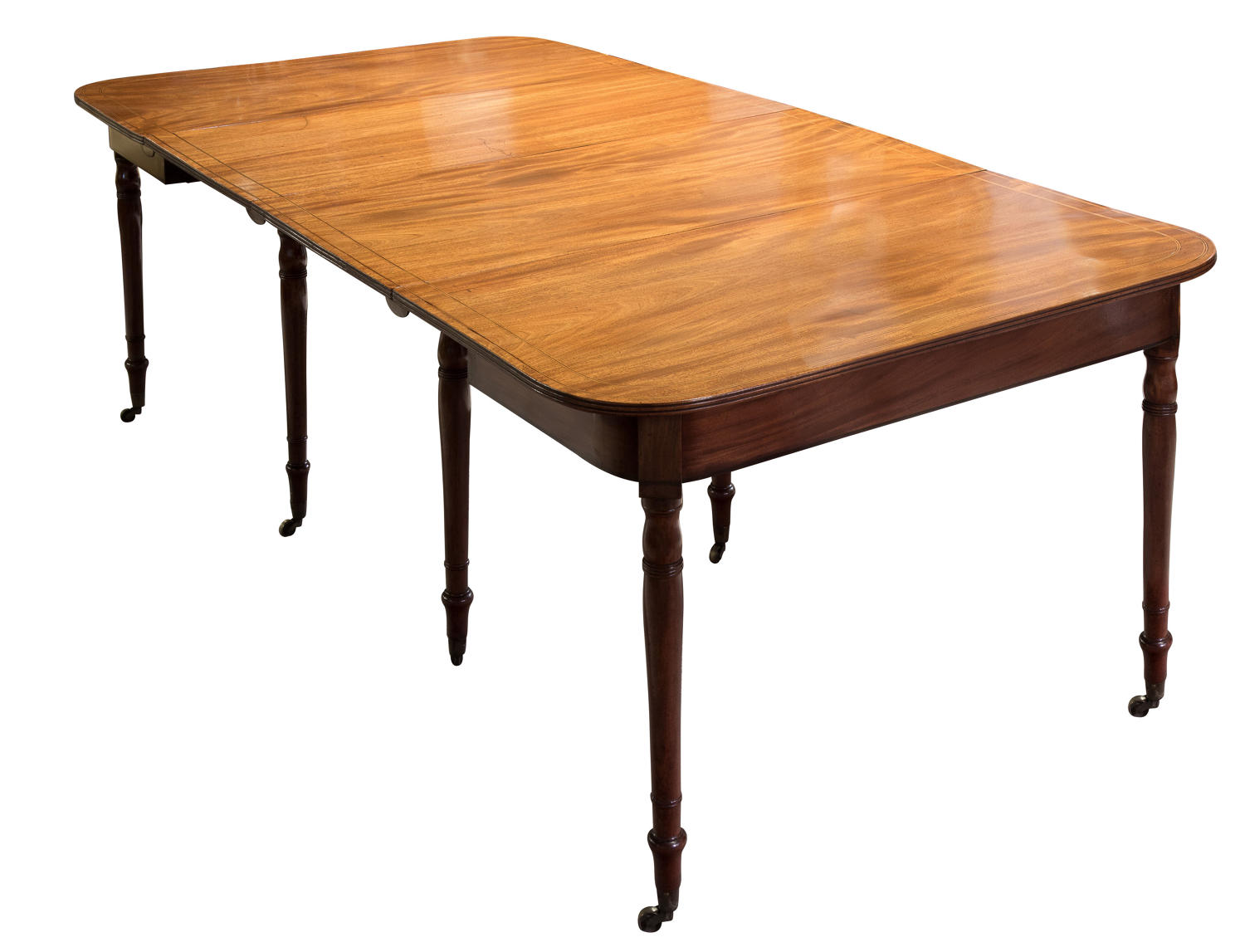 Georgian Mahogany Dining Table