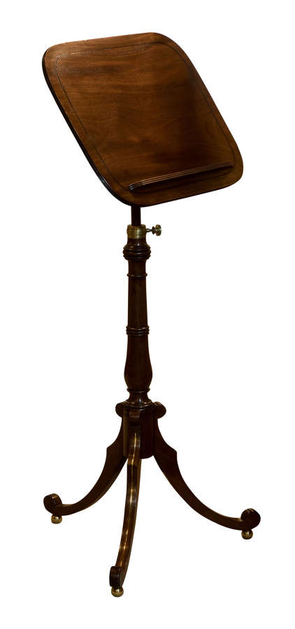 Regency Period Reading/Music Stand