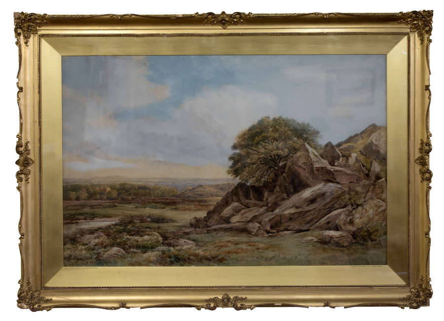 James Orrock, RI - Beaumanor Park, Leicestershire