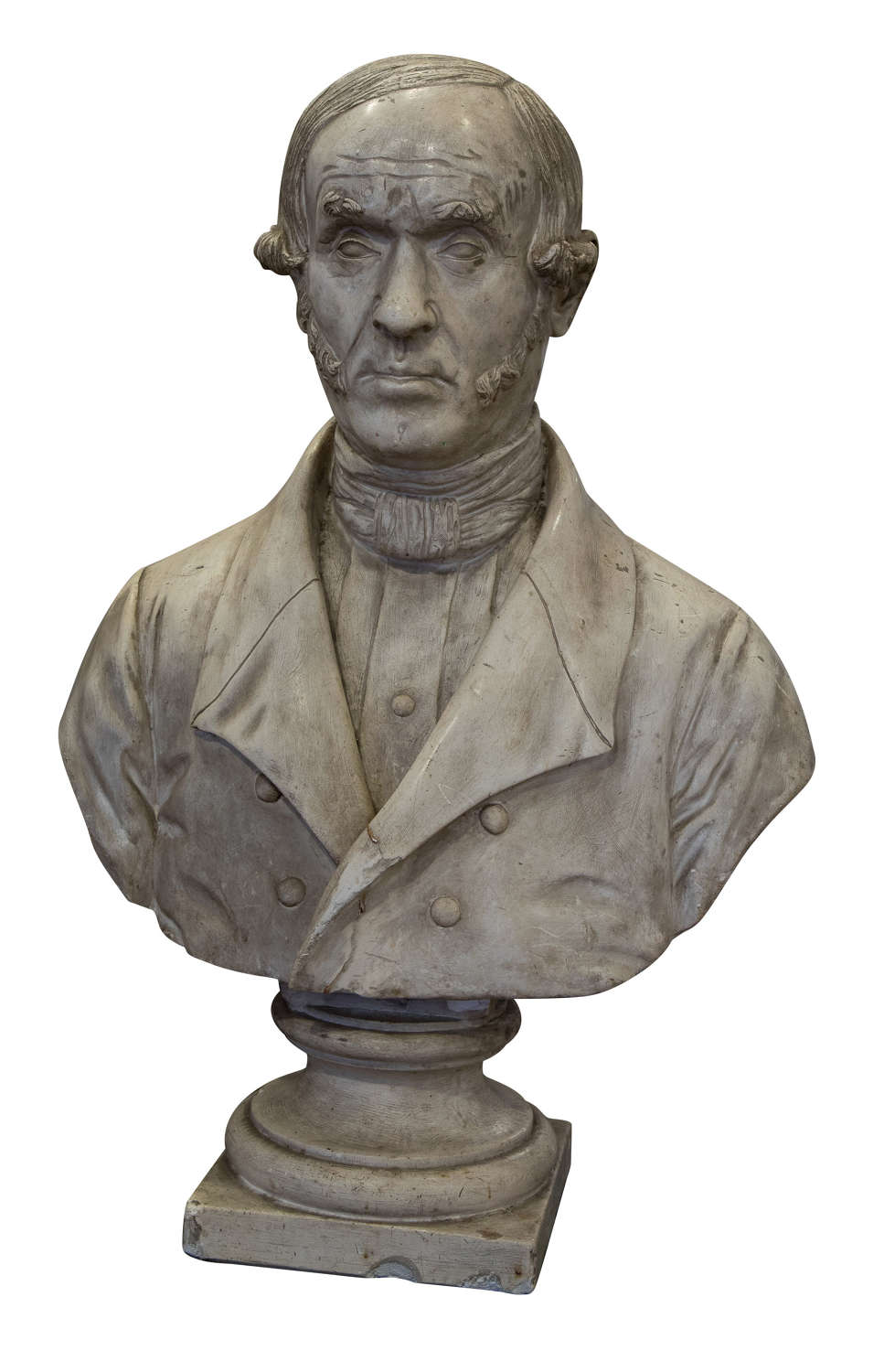 Bust of a Gentleman c1880