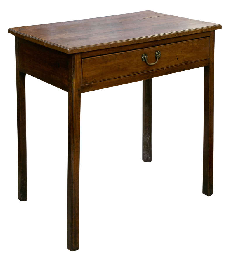 Fruitwood Side Table 18thc
