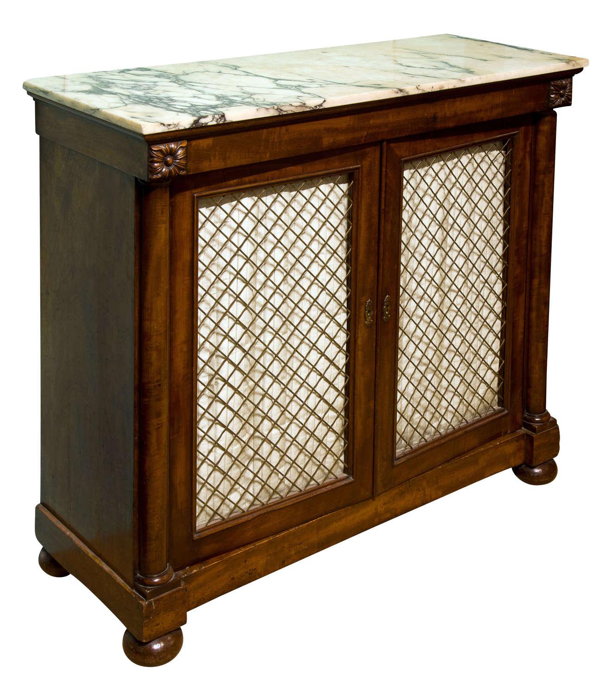 Regency Period Side Cabinet