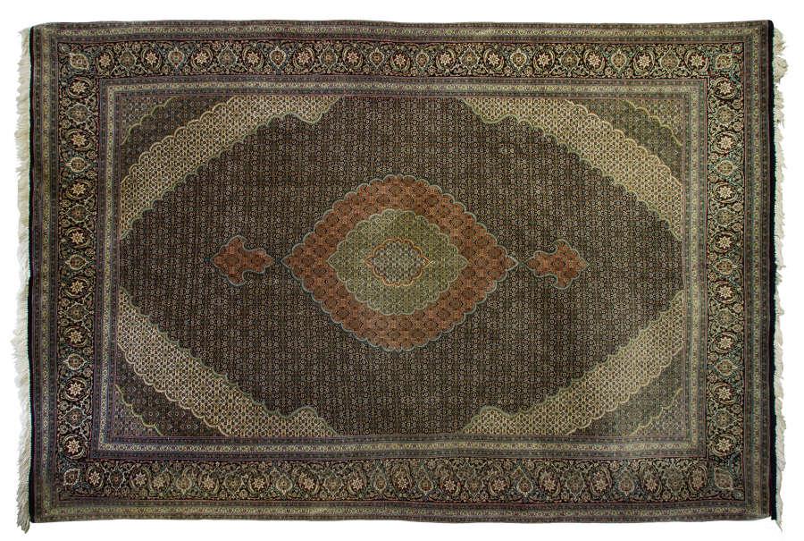 Fine Vintage Tabriz Rug