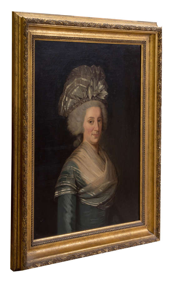 18thc French Portrait