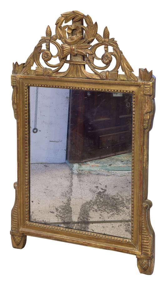 Louis XV Style Wall Mirror 19thc