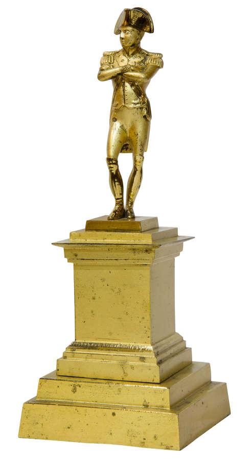 Bronze Statuette of Napoleon Bonaparte