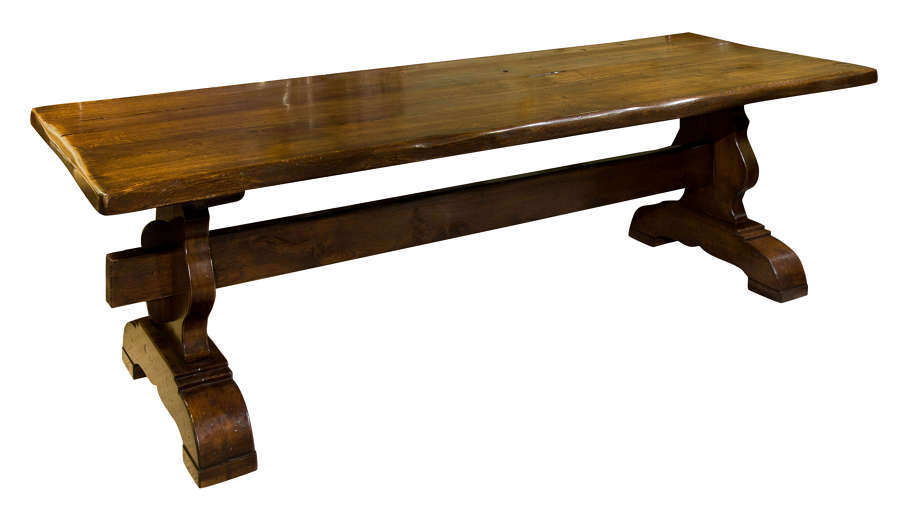Large French Farmhouse Table c1890