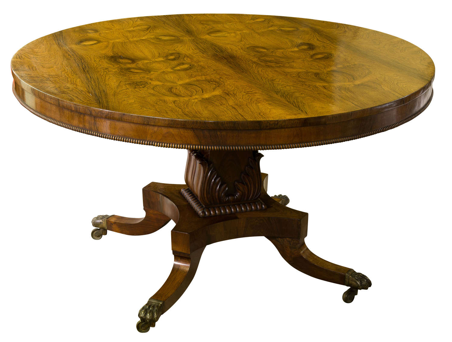 Rosewood Centre/Dining Table