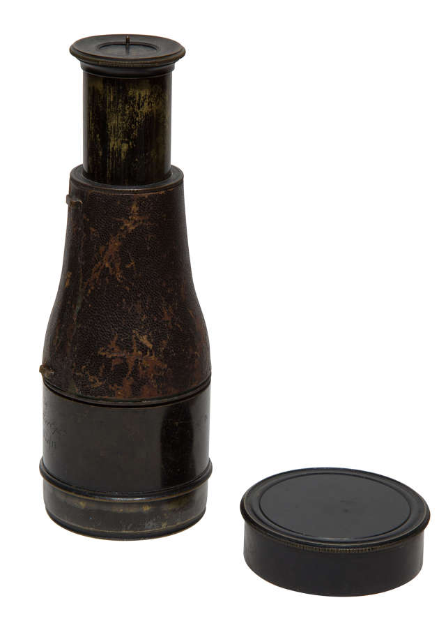 A French Monocular Telescope