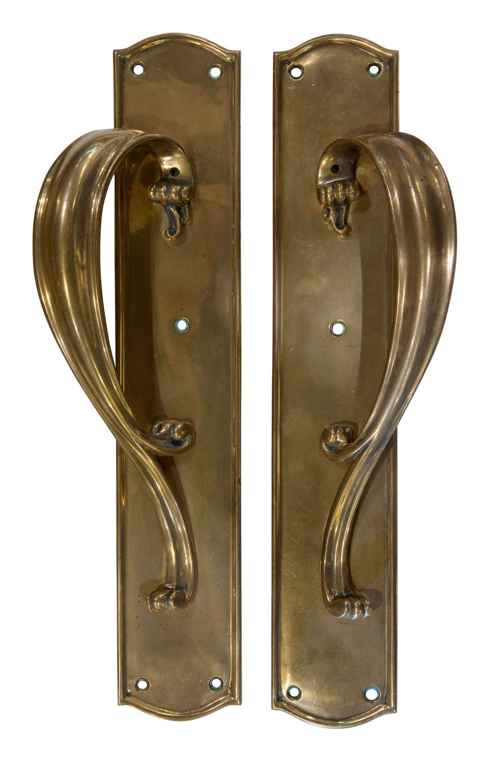 Pair of Cooper Door Pulls