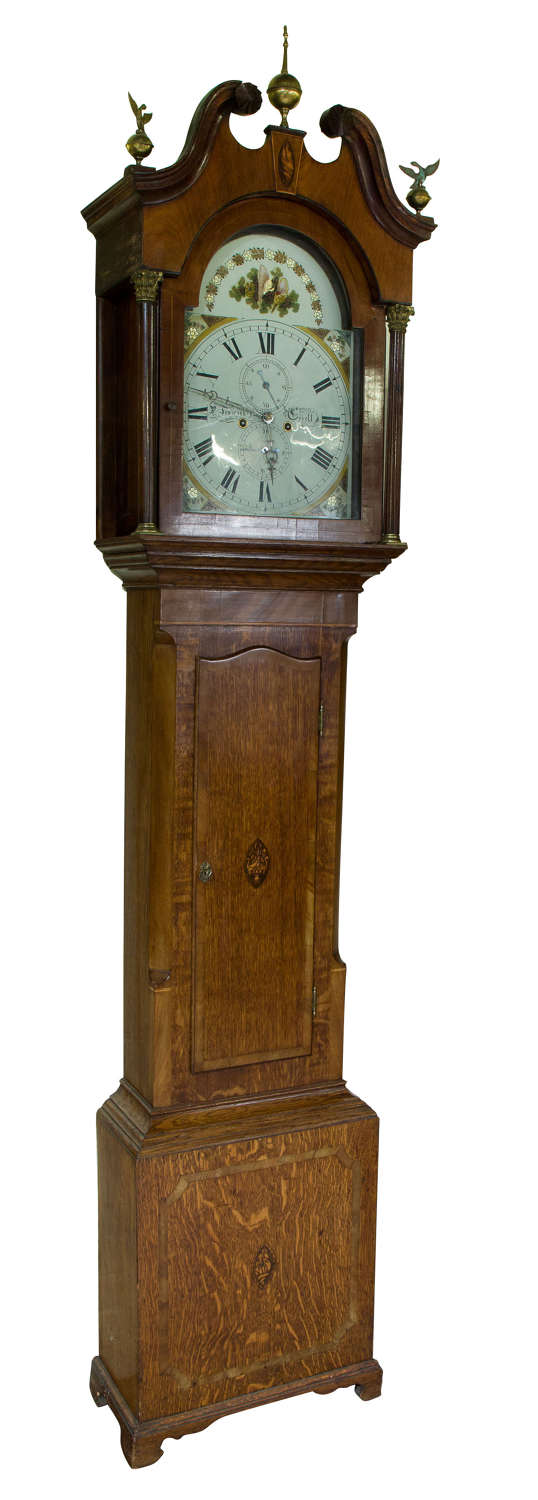 Longcase Clock by FENWICK of CRIEFF
