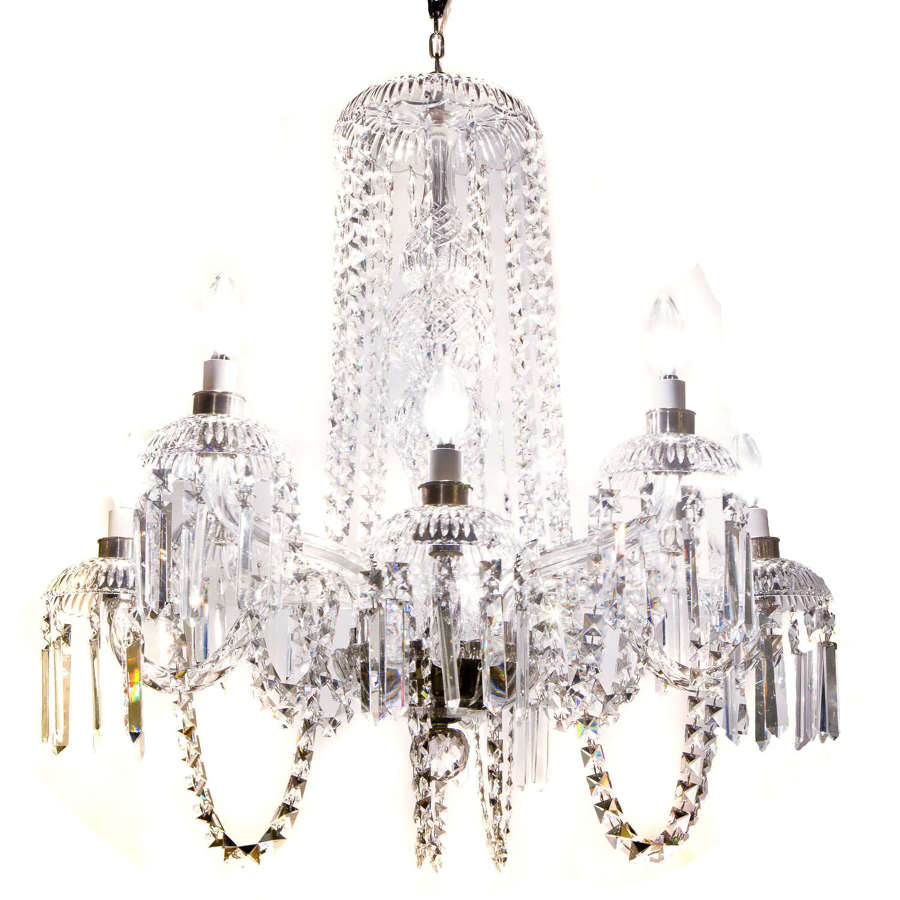 Large 8 Light chandelier