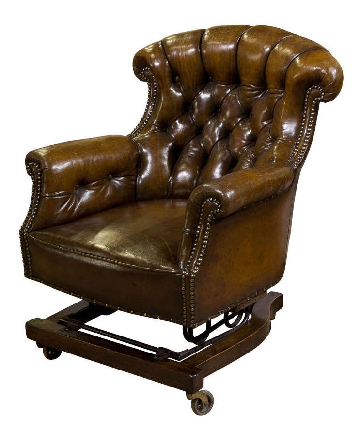 19th Century Rocking Arm Chair - Larringtons