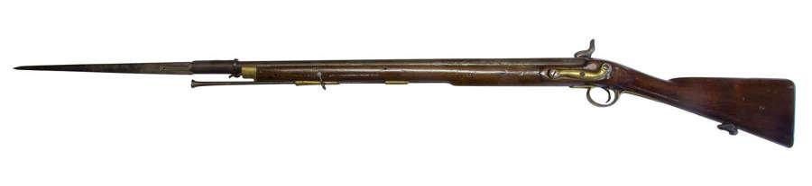 A Percussion Irish Constabulary Carbine