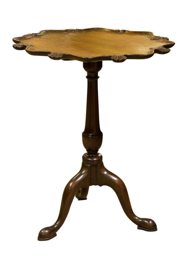A Victorian mahogany